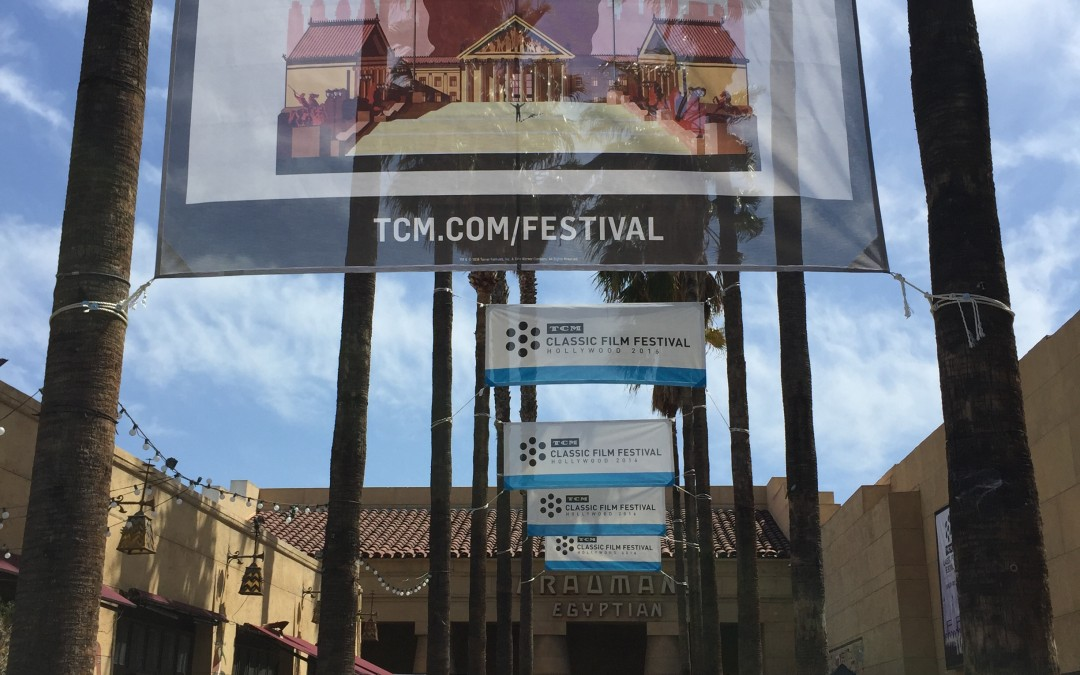 TCM Classic Film Festival: The Beginning #tcmff
